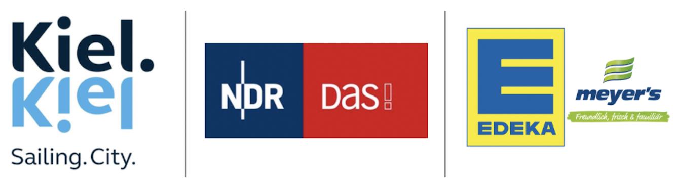 Kiel Sailing NDR DAS! Rote Sofa EDEKA
