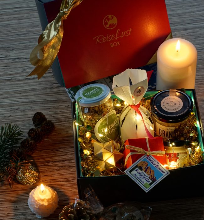 Box X-mas Weihnachten Geschenkidee