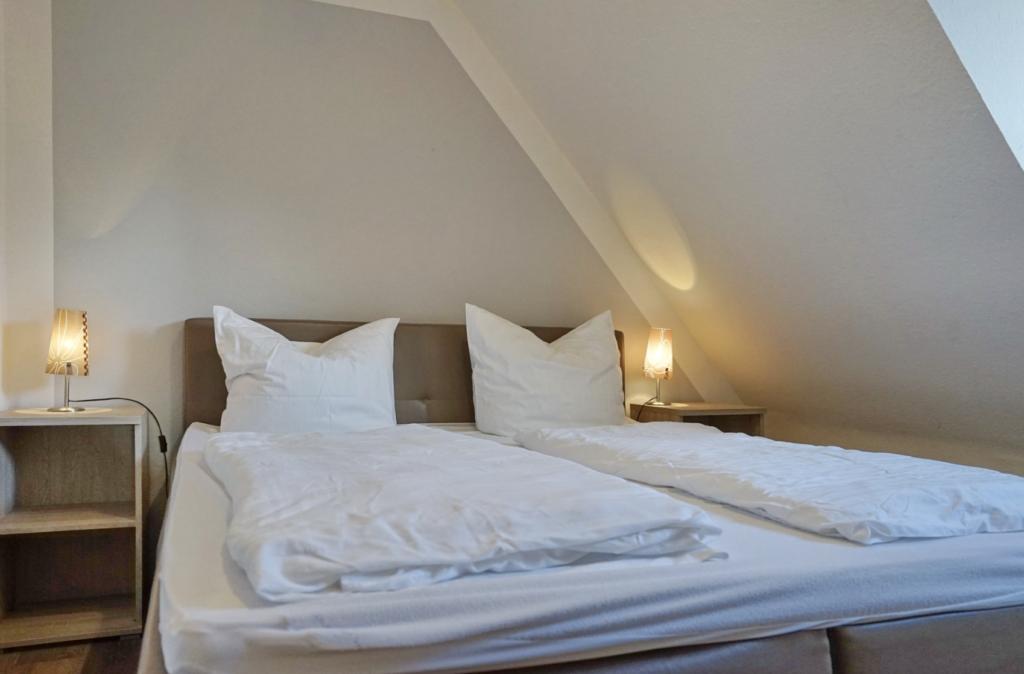 FeWo-Nordseetraum-Büsum-Schlafzimmer
